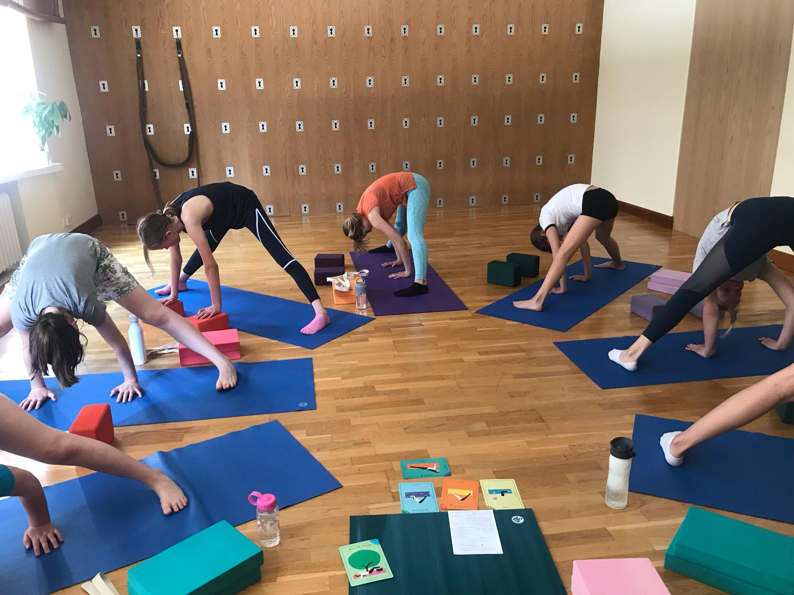 Yoga Youngsters 10-14 years olds